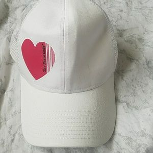 The Barre Code Hat